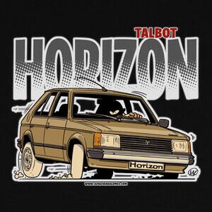 Camisetas TALBOT HORIZON