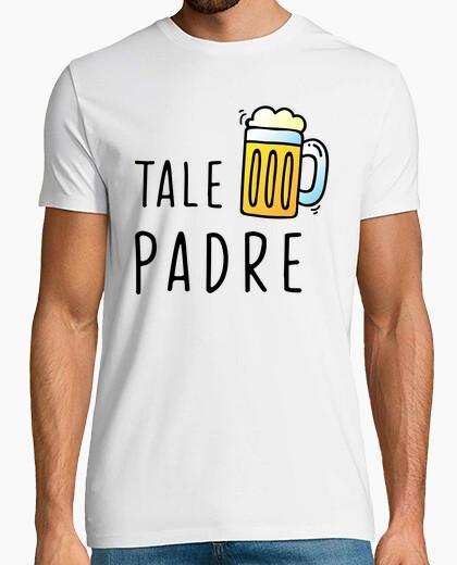 T-shirt Tale Padre