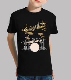 tambours de musique