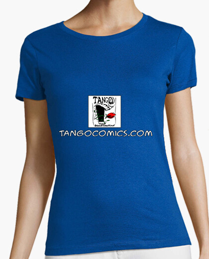 Tango Comics Logo - Female Edition t-shirt
