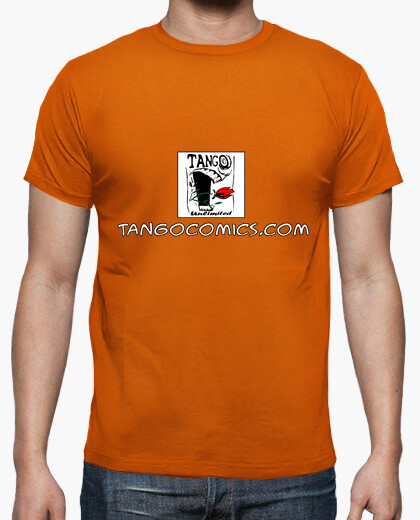 Tango Comics Logo - Male Edition t-shirt