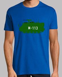 Tanqueta M-113