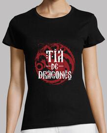 tante des dragons