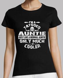 tante tatooed seulement beaucoup plus f