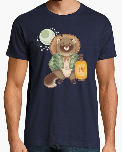 Tanuki t-shirt
