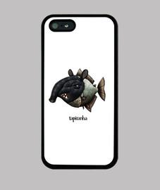tapiranha! iphone case