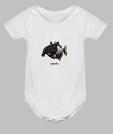 tapiranha! onesie