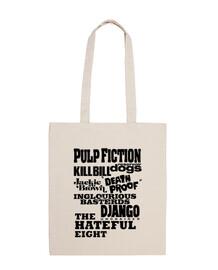 Tarantino (black) (bag)