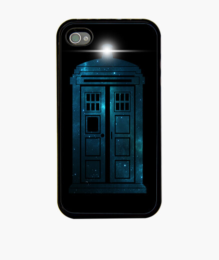 Funda iphone tardis n 270023 fundas iphone latostadora - Personalizar funda iphone ...
