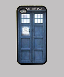 Tardis iPhone