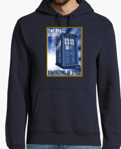 Jersey TARDIS (sudaderas chico y chica)