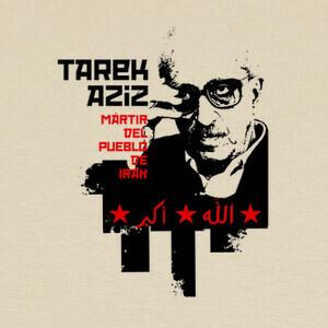 Camisetas TAREK AZIZ