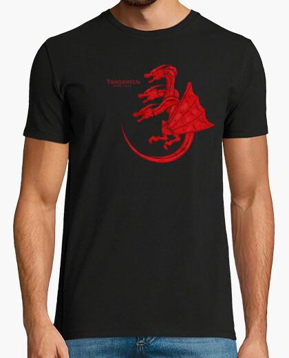 Tee-shirt targaryen  tee shirt  simple