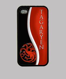 Targaryen iphone 4