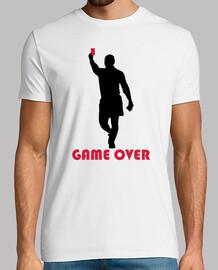 Tarjeta Roja - Game Over