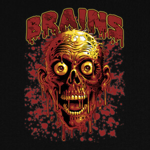 Camisetas Tarman (Brains)