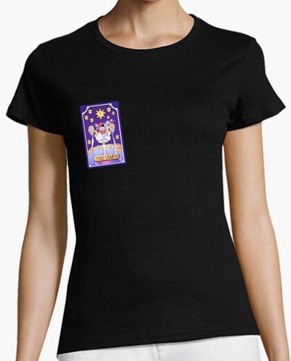 Tarot card star platinum (jojos bizarre adventures) t-shirt