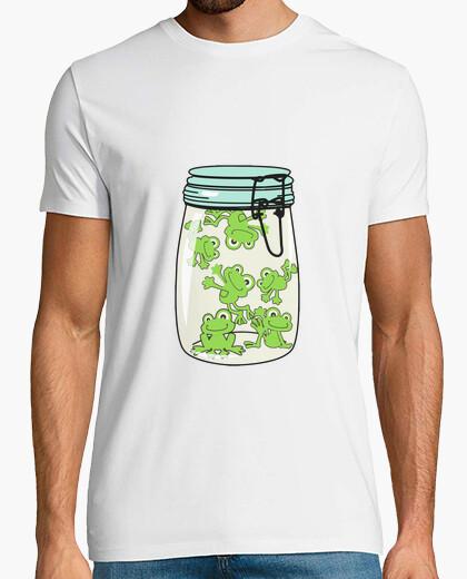 Camiseta Tarro de ranas