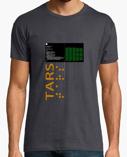 Camiseta TARS - chico