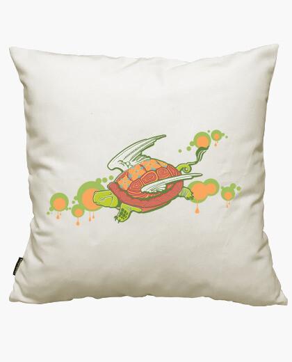 Housse de coussin tartaruga folosofale
