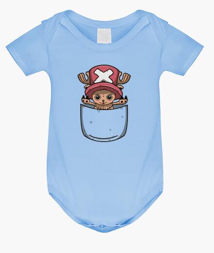 Abbigliamento bambino tasca pirate medica