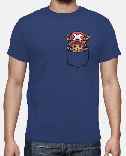 tasca pirate medico - t-shirt da uomo