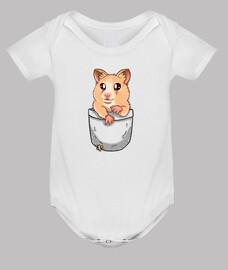 Tasche niedlichen Hamster Haustier