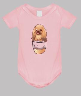 Tasche niedlichen pekingese Hund