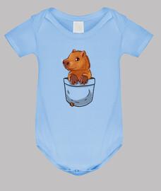 Tasche süße Capybara
