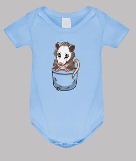 Tasche süße Opossum