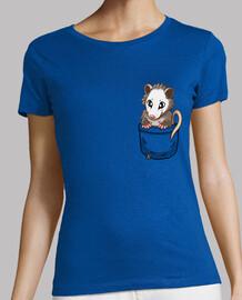 tasche süße opossum - womans shirt
