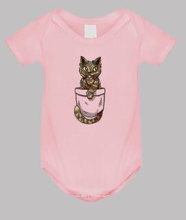 Tasche süße Schildpatt Katze