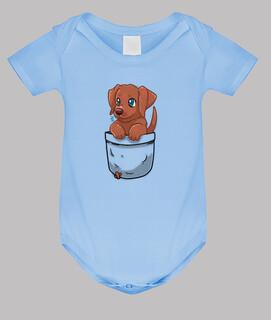 Tasche süße Schokolade Labrador
