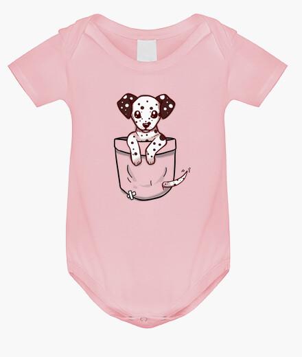 Kinderbekleidung Taschen-Dalmatiner-Welpe
