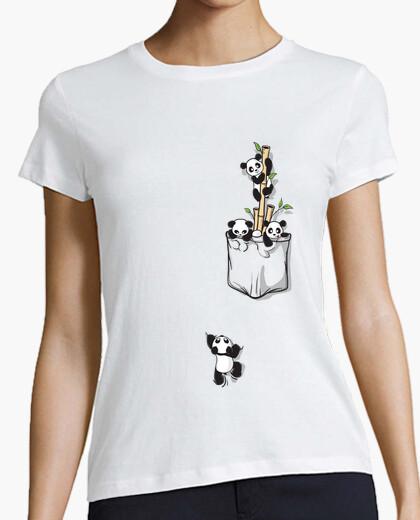 T-Shirt taschenpandas