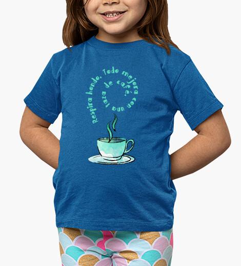 Vêtements enfant tasse de café