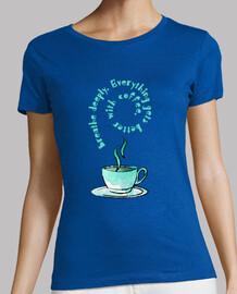 tasse de coffee inglés