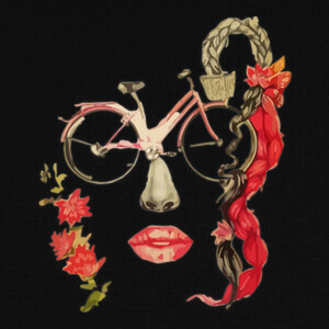 T-shirt Tatoo bike