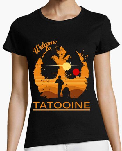 Camiseta Tatooine