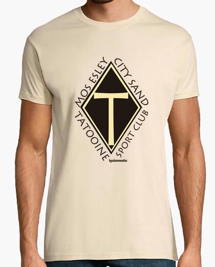 Camiseta TATOOINE SC