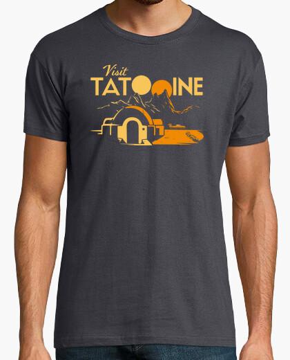 Tee-shirt Tatooine (Star Wars)   tostadora.