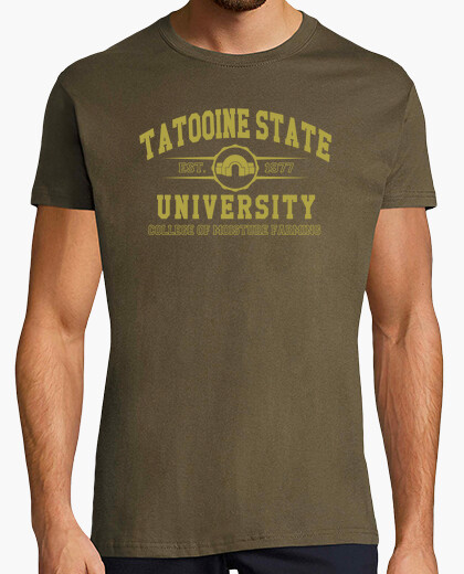 Camiseta Tatooine University