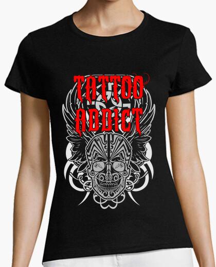 Camiseta Tattoo addict