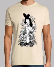 Tattoo Bunny Girl - Animal Instinct