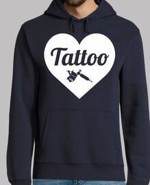 Tattoo Love blanc