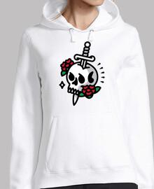 tatuaje de la flor de la muerte