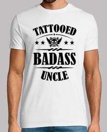 tatuato zio badass