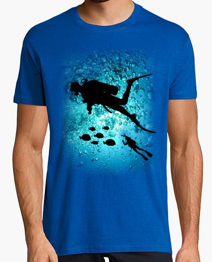 T-Shirt tauchen
