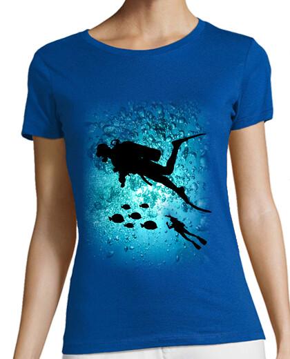 Ansehen T-Shirts Frauen sport