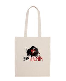 Taureau de San Fermin